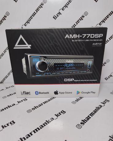 Автомагнитола мафон магнитола аура 77 процессорная aura 78