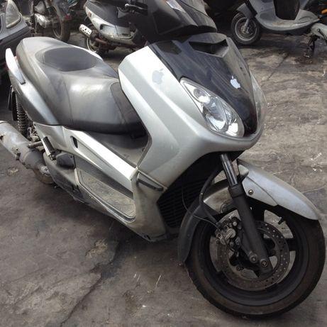 Мотоциклет,скутер Ямаха Х-МАХ 250 i(Yamaha X-MAX ) 250 i-на части