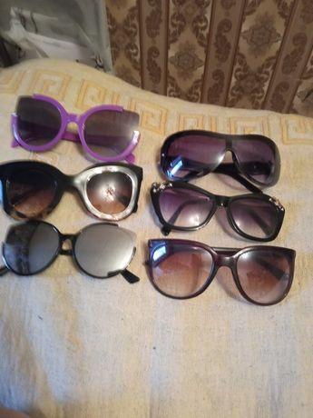 Продам очки солнцезащитные
