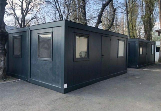 Container containere birou magazin șantier depozitare vestiar bucatari
