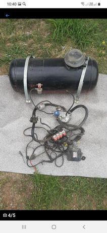 Газовая оборудования 4 поколения.