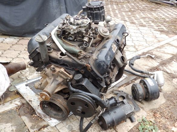 Двигател Oldsmobile 305 Cu.In.