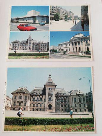 Lot 2 cărți poștale Craiova