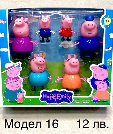 Пепа пиг играчки (Peppa pig) играчки Пепа прасенце