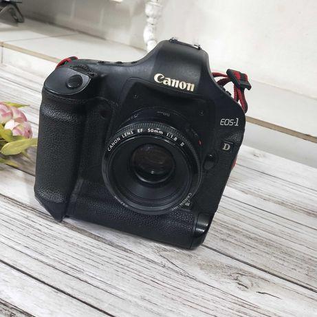 Фотоаппарат Canon EOS 1  Mark III , EF -  50mm // DI LOMBARD express