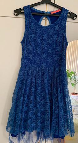 Дантелена рокля БСБ