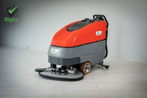 Машина за почистване на под на батерии - Hako B 70 / ЛИЗИНГ
