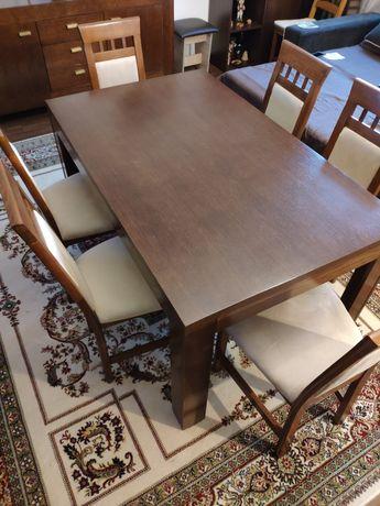 Masa cu 6 scaune Elvila (model Torra)