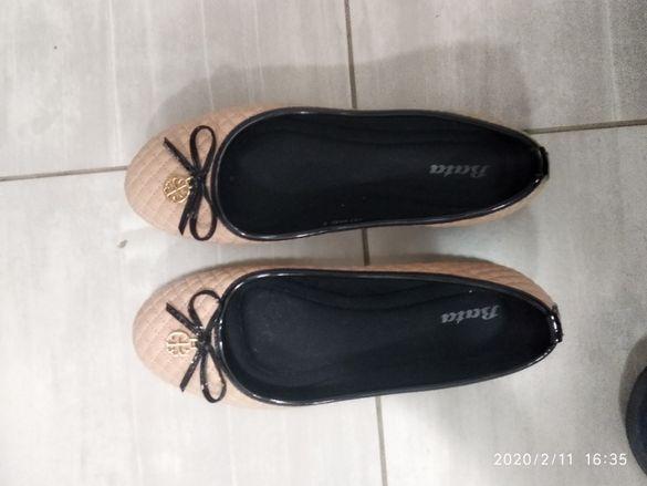 Пролетни обувки