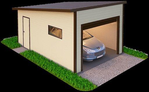 Продам гараж общество за Рулем