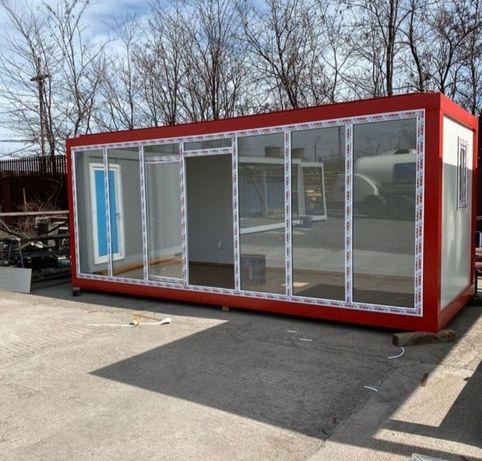 Container Containere vitrina birou standard modular magazin prezentare