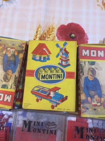 Jucărie Piese lego montini