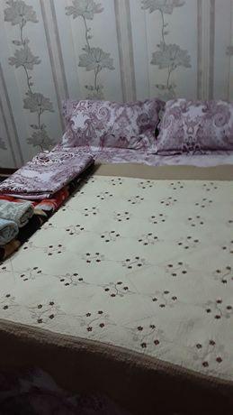 По часам 1 комнатная квартира Рядом Ннмц, Дастан, 7 полик, Нац гвар