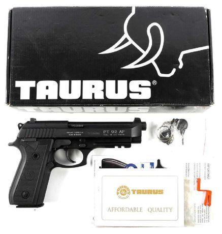Pistol Airsoft BUN +CUTIE+BILE+Co2 Taurus PT92 PUTERNIC 4,4J
