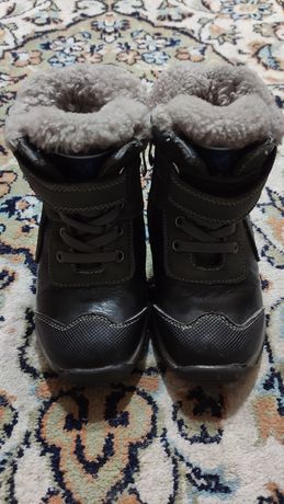 Ботиночки зимние Pafi