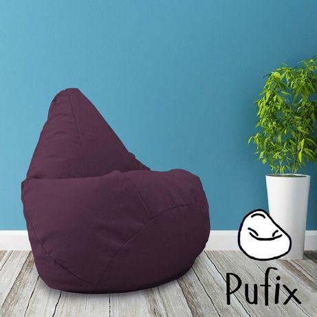 Кресло мешок Pufix жаккард