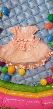 Нарядное платьюшко для принцессы