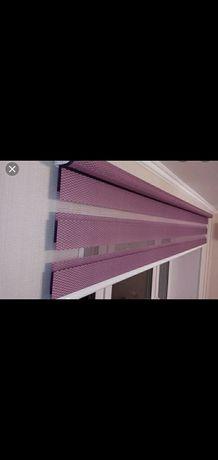 Шторы рулонные на окна