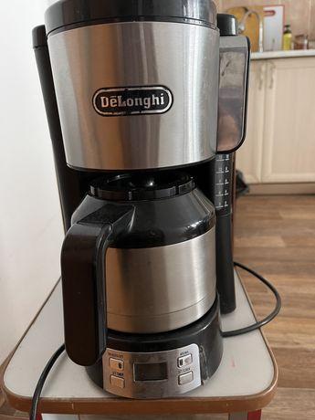 Продам кофеварку DeLonghi в идеальном состояний.