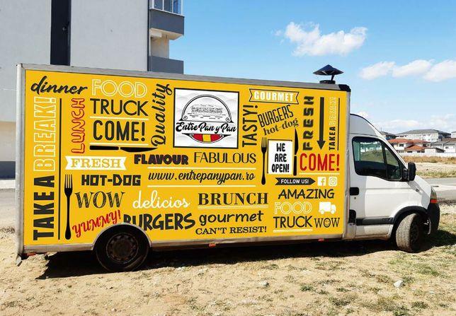 Truck food închiriere
