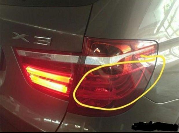 Repar Stop led BMW X3 F25 - pozitie - circuit/placuta led