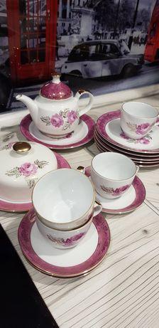 Сервиз фарфоровый чайный СССР, Чехия