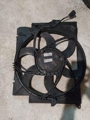 Вентилатор охлаждане двигател BMW E90