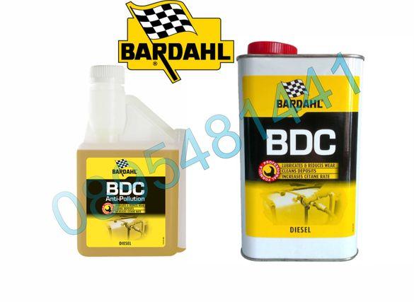 BARDAHL BDC-комплексна добавка за дизел