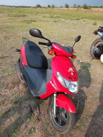 Скутер Suzuki Hokuto 110