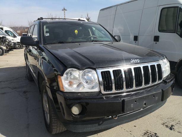 dezmembrez jeep 3.0 v6 CRD piese jeep grand cheroke 3 3.0 v6 CRD 218cp