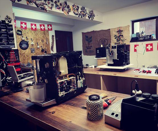 Reparatii - Service Espressoare Cafea