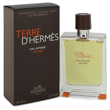 Оригинал ! - Hermes Terre D'Hermés Eau Intense Vetiver EDP 100мл.