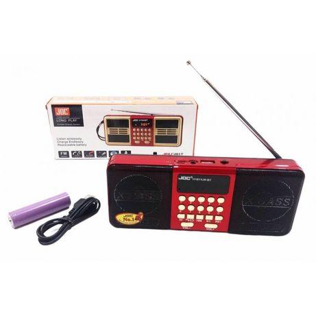 Преносимо FM Радио с Блутут, USB, SD с дисплей