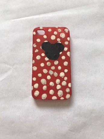 Husa Minnie Mouse iPhone 4/4 s