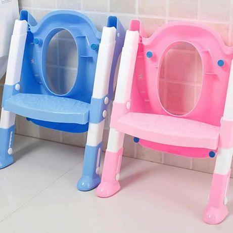 Продам детский стульчик для туалета