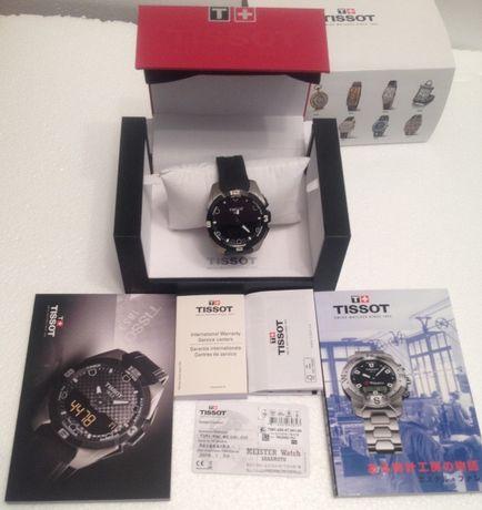 Швейцарские Часы TISSOT T-Touch SOLAR .