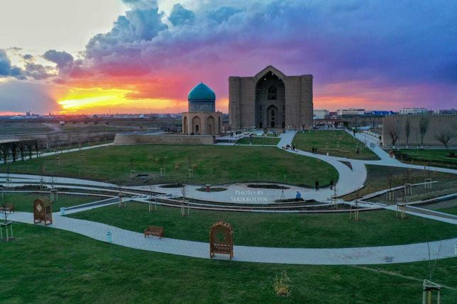 Авторский тур в город Туркестан и в Туркестанскую область