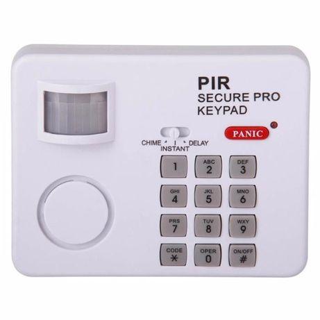 Sistem Complet Alarma cu Senzor Miscare Noua SIRENA Tastatura Baterii