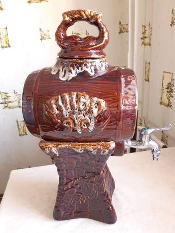 Продам НОВЫЙ керамический бочонок под пиво