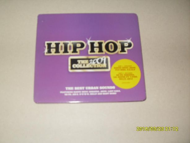 cd muzica HIP HOP