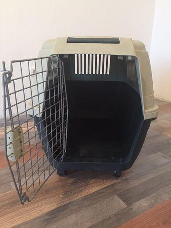 Клетка переноска для собак