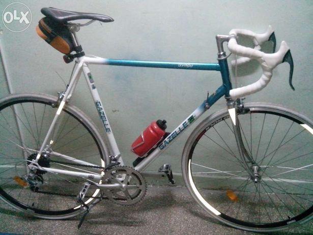 bicicleta GAZELLE Olympia 28' ,SHIMANO 105 , 2x7V