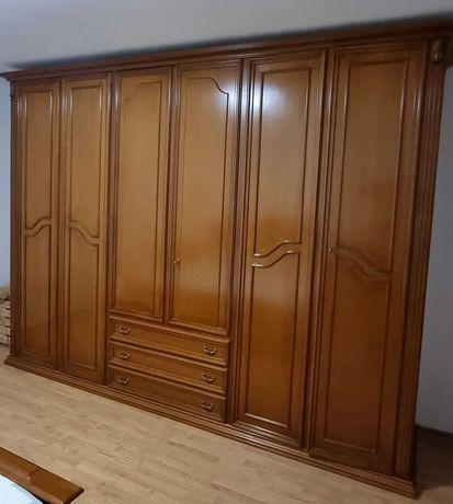 Set dormitor lemn masiv Italia