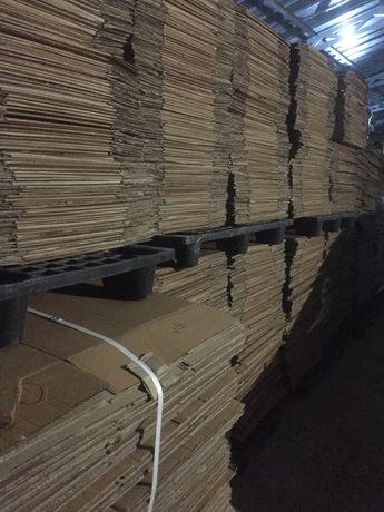 От 80 тг/шт Картонные коробки