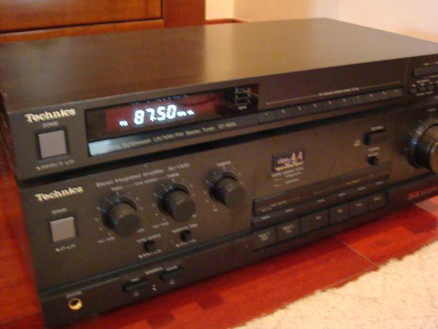 Amplificator TECHNICS 50-60 HZ, 450 W TECHNICS, Made in Japan