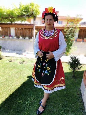 Тракийска женска носия -134 лв.