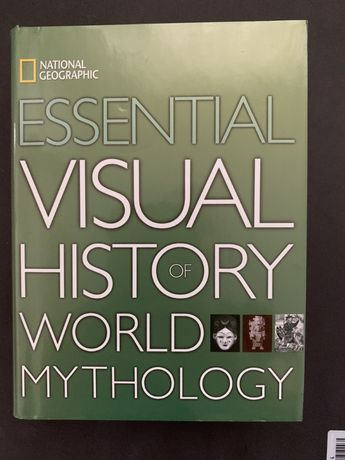 NG Enciclopedie Visual History of the World NOU istorie mitologie