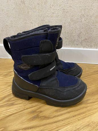 Ботинки зимние Kuoma 34 р-р