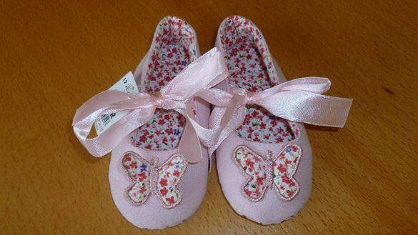 Детски пантофки - чисто нови