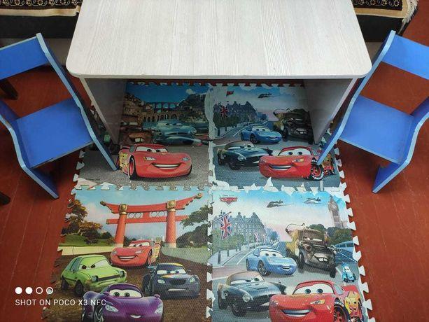 Комплект для детей 3-7 лет.